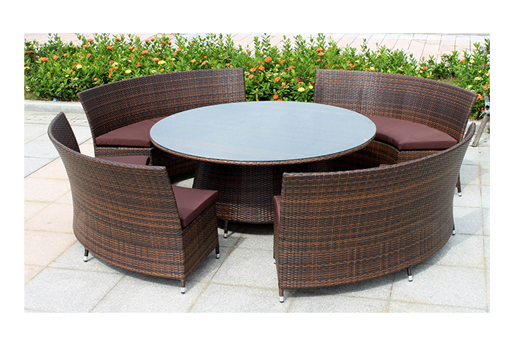 Leisure Ways Outdoor Rattan Garden Furniture Sets Indonesia