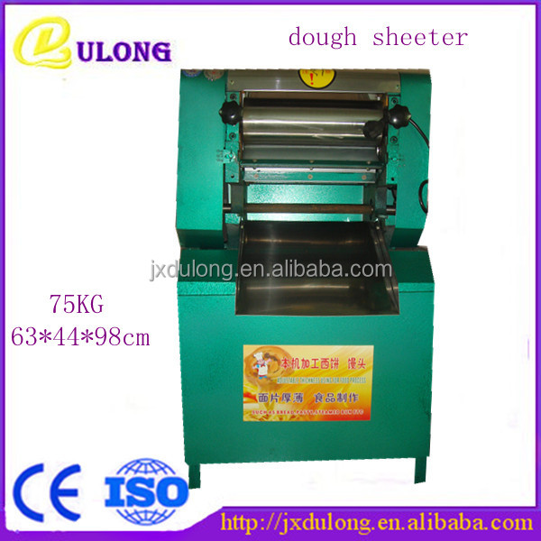 cheap price full automatic hot sale dough sheeter for home use