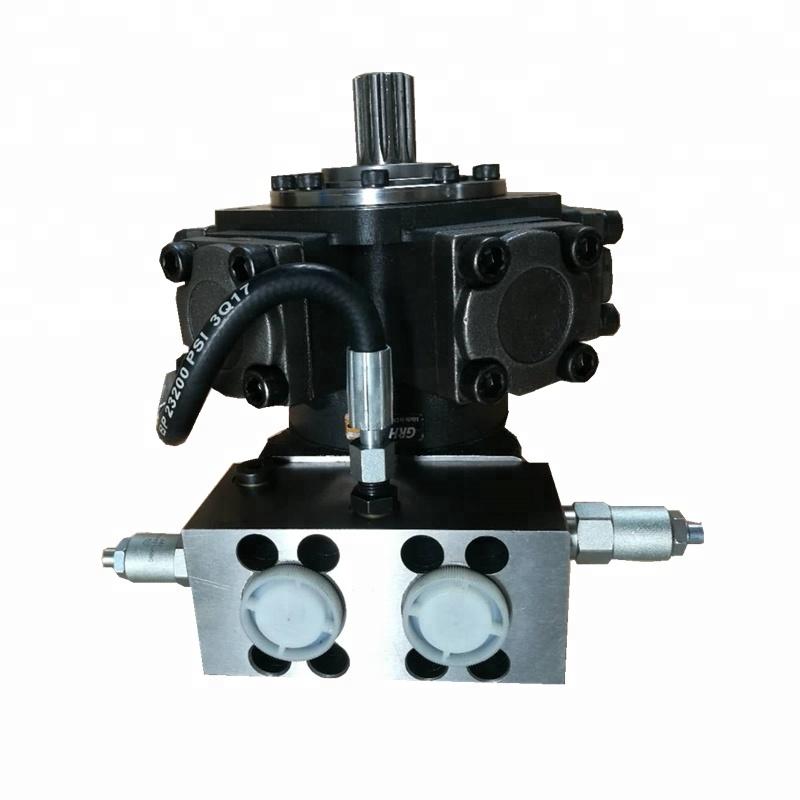 axial piston drilling hydraulic motor