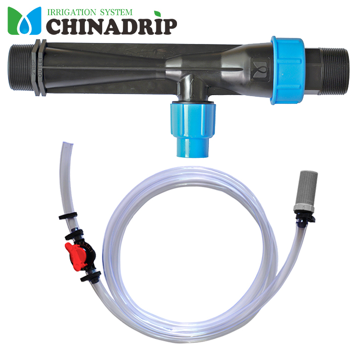 D/'irrigation en plastique en ligne valve 12mm