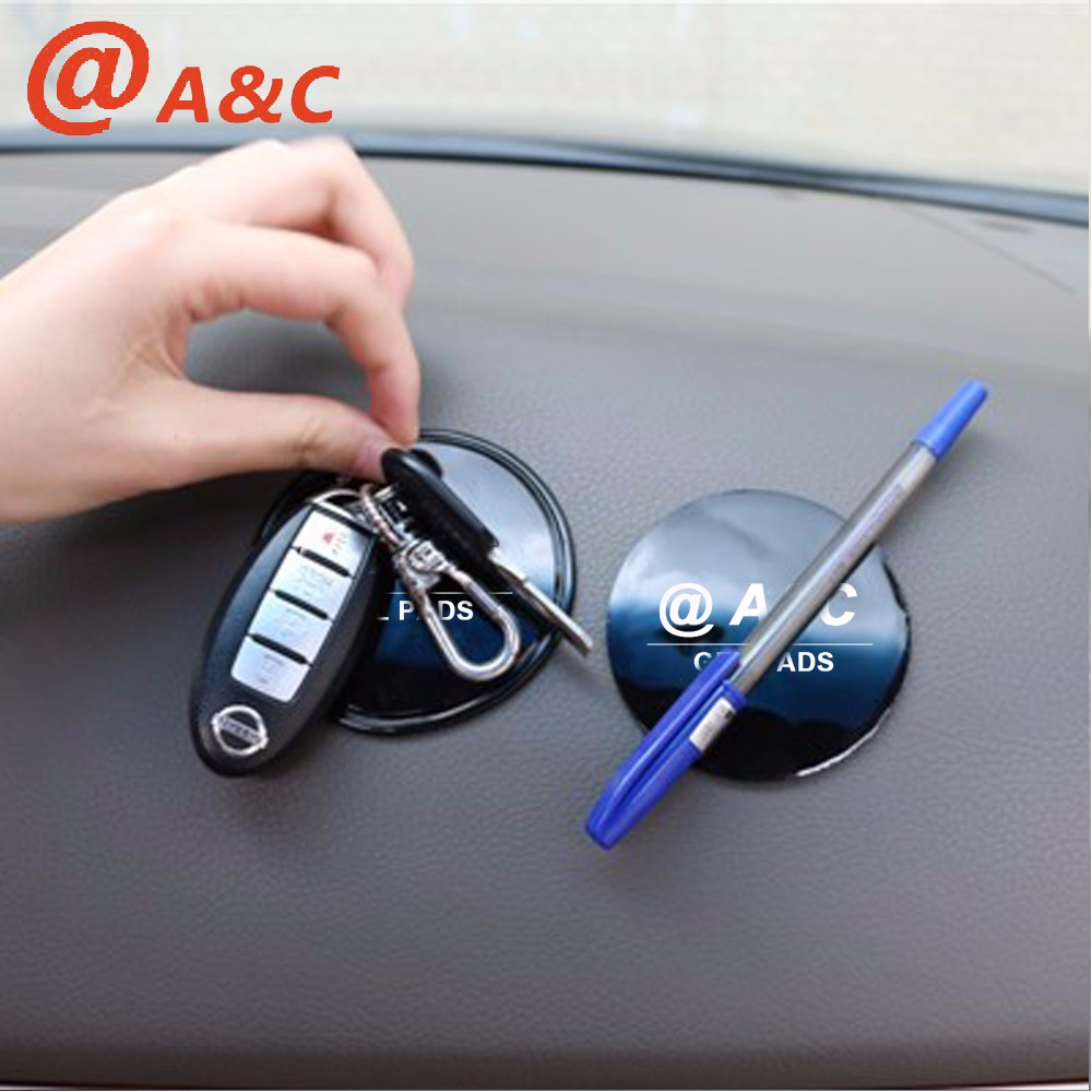 Auto Accessories 2016 Phone Gel PadsAccessories Phones Car Dashboard Decorations Fissare Cuscinetti DI Gel#