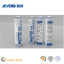 Factory Direct Supply Neutral Sanitary Silicone Sealant