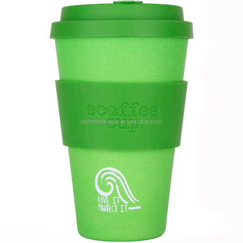 Bamboo Coffee Cups Reusable