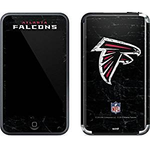 Skinit Atlanta Falcons Distressed Vinyl Skin for iPod Touch (1st Gen)