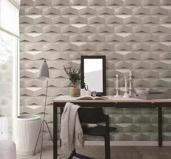 Modern Geometric Wallpaper For Living Room Buy Modern Wallpaper For Living Room Modern Geometric Wallpaper Modern Wallpaper Product On Alibaba Com