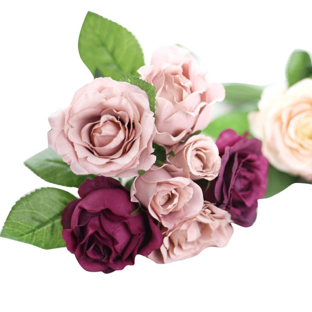 Cheap Fake Rose Bouquets Find Fake Rose Bouquets Deals On Line At