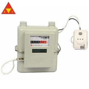 good price anti-magnetic prepayment gas meter g4 small household gas flow meter