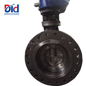 Cheap Price Single Flange Wafer Type Wing Nut Connection For Household Water Tome Butterfly Valve