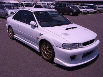 1998 Subaru Impreza Wrx Sti - Buy Japanease Used Cars,Coupe,Modified  Product on Alibaba com
