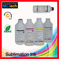 Vivid Color Water Based Dye sublimation ink as good as J-tech for epson