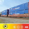 CSC certified Ningbo Shanghai Qingdao brand new or used 53ft 53HC 53HQ container