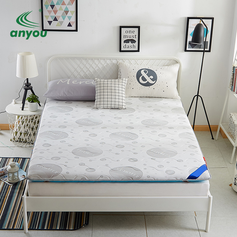 Good quality thin memory foam mattress topper made in China