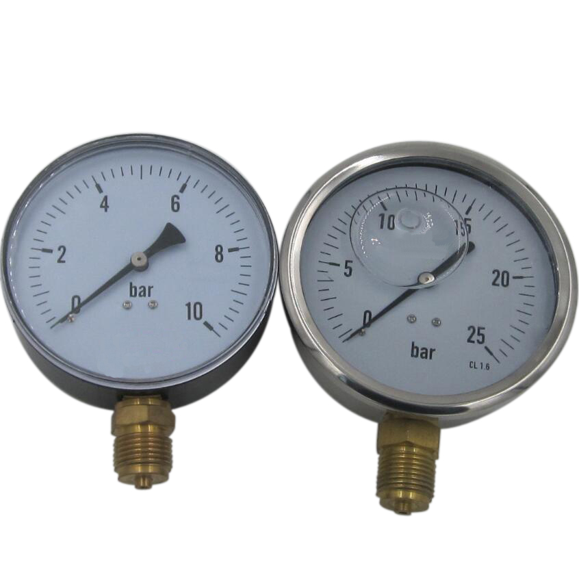 high quality engine Universal wise pressure gauge