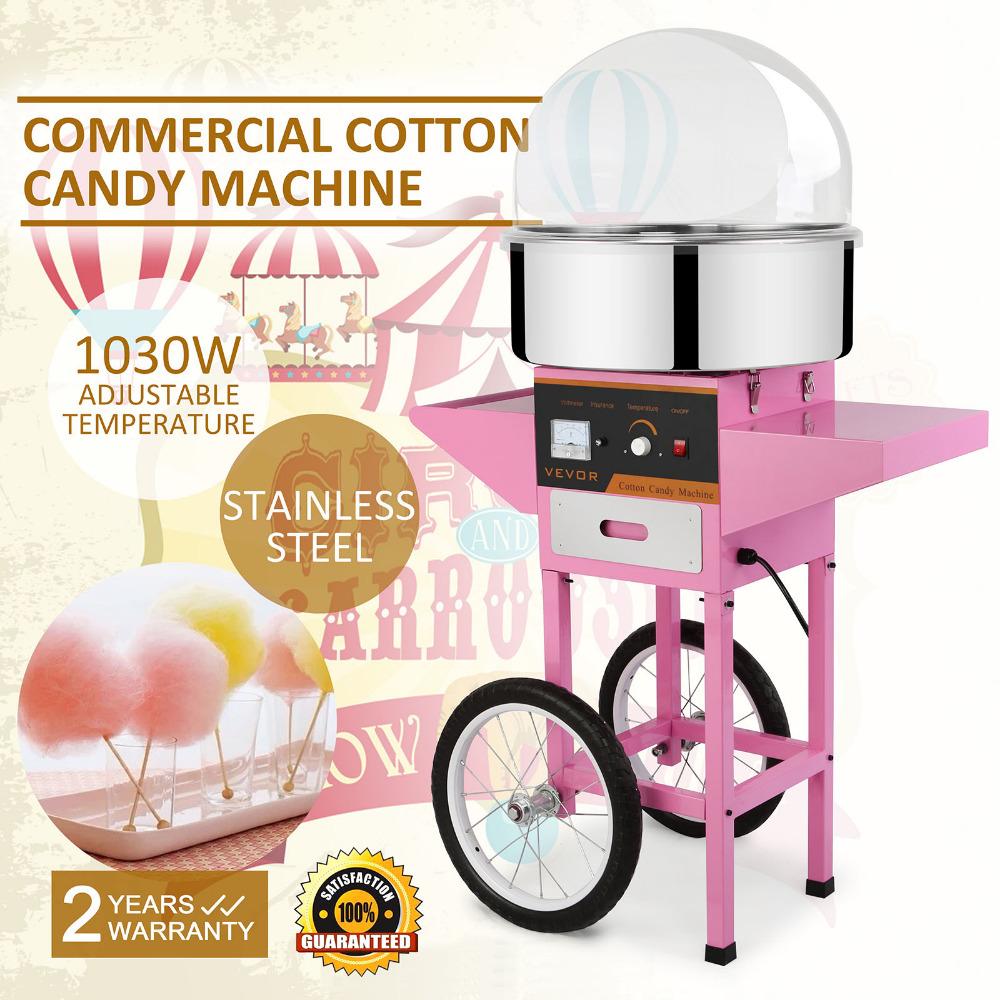 הגדול מכונה צמר גפן מתוק, מחיר המכונה צמר גפן מתוק סוכר חשמלי, מכונה CJ-27