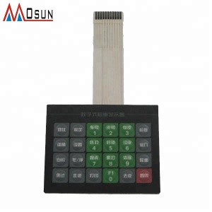 custom-made keyboard switch pcb membrane switch e72 keypad