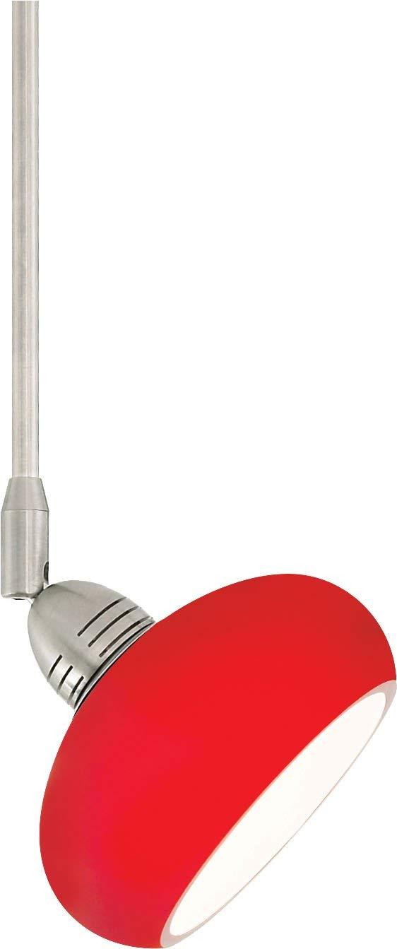 Tech Lighting 700MOTLTS Tilt Satin Nickel Track Lighting Head