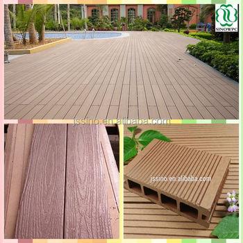 Teak Wood Floor Tile Wpc Decking Outdoor Rubber Tiles