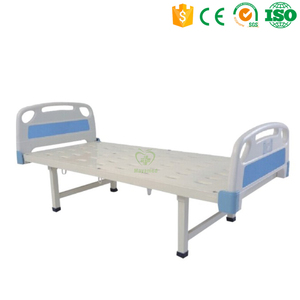 MY-R012 Medical hospital bed care bed ABS Flat Bed for factory price