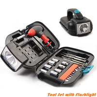 Best Quality Auto Emergency Tool Kit with Flashlight