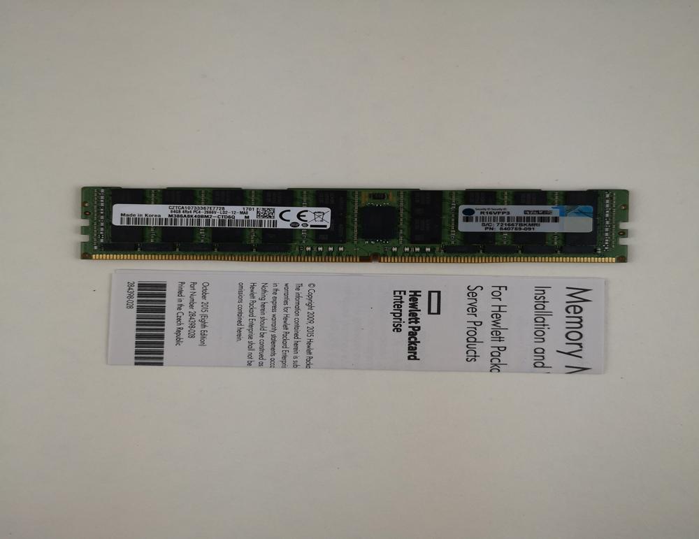 RAM ELPIDA 8GB 1X8GB 2RX4 PC2-5300P DDR2-667 IBM 43V7355 REG ECC SERVER MEMORY