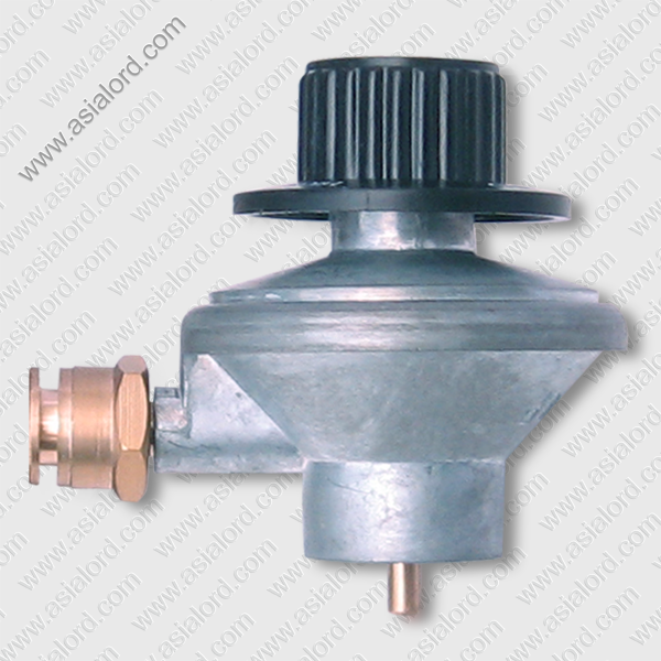 Portable lpg cylinder gas regulator
