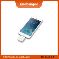 Portable universal emergency one time charger 1000 mah