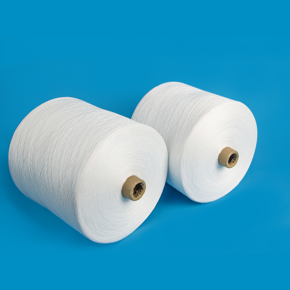 Hubei Polyester Yarn Factory supply for Polyester Sewing Thread