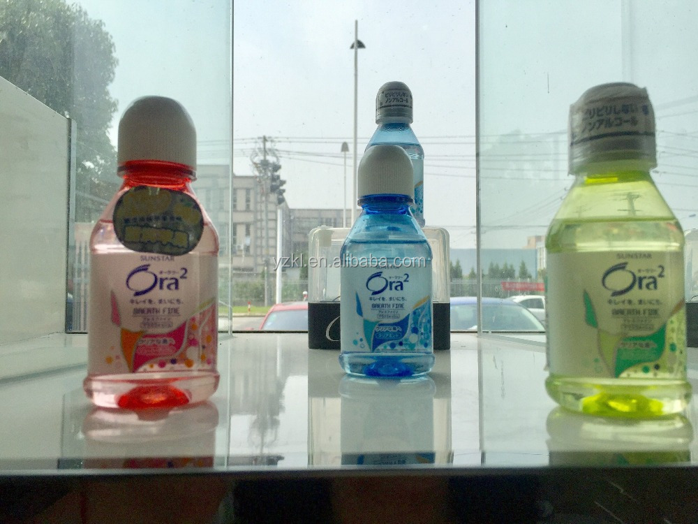 new mouth wash /OEM mouth wash for hotel guest/ customize printing