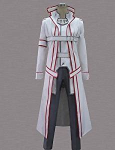 Get Quotations · Inspired by Sword Art Online Kirito Cosplay Costumes  573edd310fb9