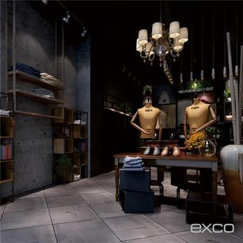 2017 EXCO Interior Design Online Cycling Clothes Shopping Store Decoration Service