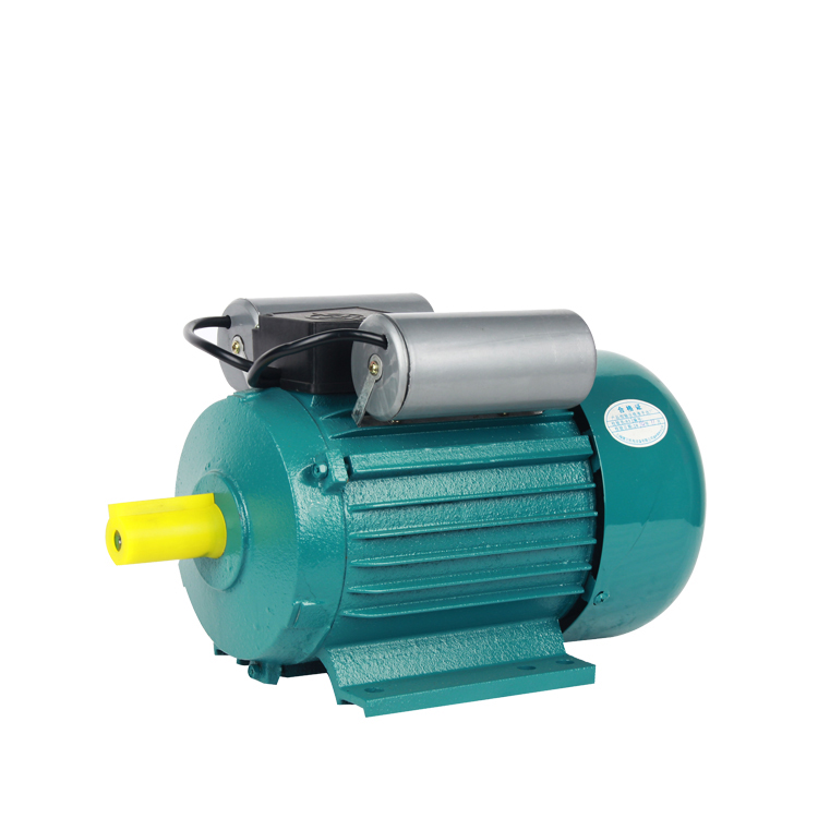 High Rpm Yl Serise Single Phase Ac Asynchronous 2hp Electrical Motor