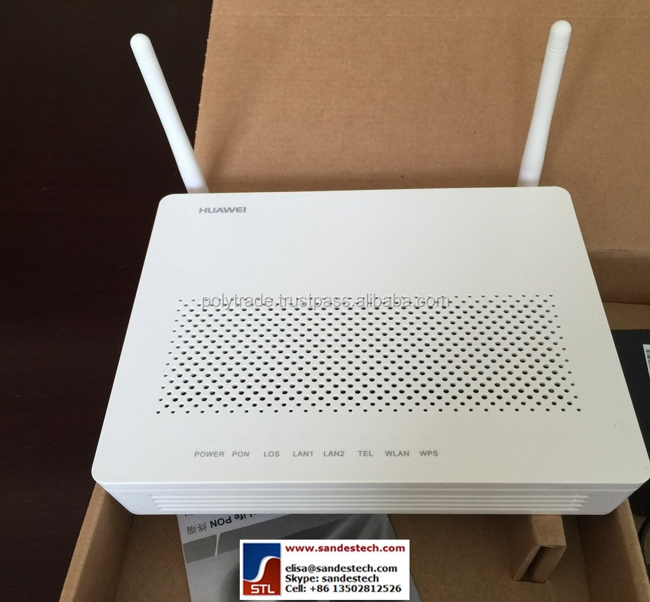 Huawei Hg8326r With External Antenna Gpon Ont Simple