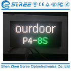 Wholesale China manufacturer RGB 256x128mm outdoor SMD P4 led display module led screen panel in india price