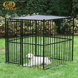 Christmas New year heavy duty dog crates for sale