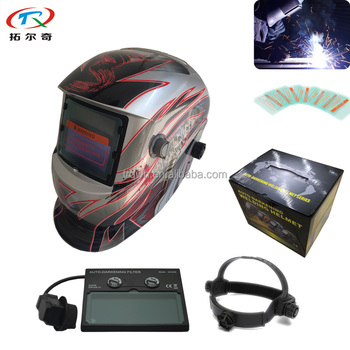 flower of free pattern tig mig arc electric soldering mascara protection welding mask