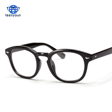 Vintage Johnny Depp Optical Frame Retro Brand Oliver Peoples Eyeglasses Men Women Frames oculos de grau Eyewear frame glasses