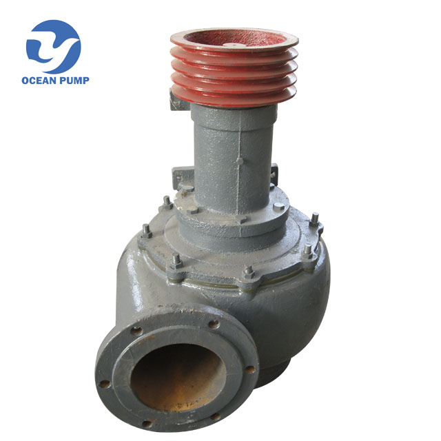 Centrifugal small lake and river sand suction dredge pump