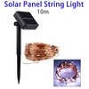 Christmas Decor 10m 600LM Solar LED Christmas Festival String Light