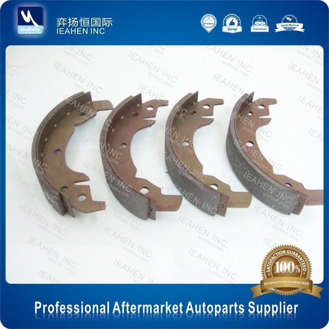 Car Auto Parts Brake Systems Brake Shoes Rear Right OE 96473228/93740252 For Gentra/Kalos/Aveo/Sail/Matiz/Spark