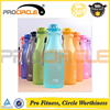 Procircle Candy Color Portable PC Water bottle