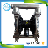 Stainless steel pneumatic diaphragm pump for spray paint