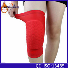 McGrady was playing good quality honeycomb basketball knee sleeve