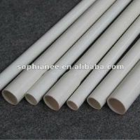 Attractive Building Application PVC Cable Conduit Supply