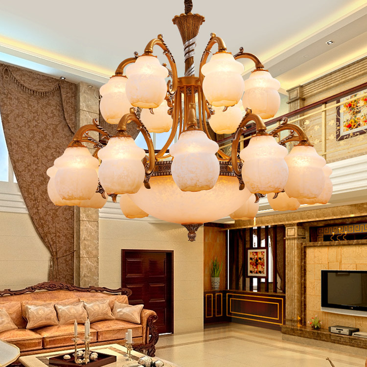 New classical Europe style hotel luxury chandeliers,big led ceiling lamp
