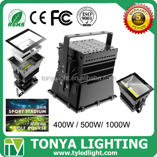 10x90 Degree 50x90 High Pole Lighting 2000w Mhl Replacement 1000w Led Projector