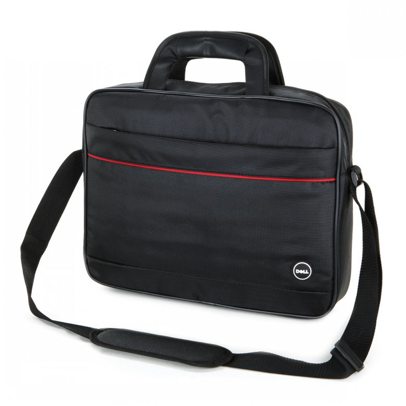 f60c3acd32b Buy Free Shipping Black Unisex Women Men Black Nylon for 15.6inch Dell  Laptop Notebook Sleeve Shoulder Hand Bag Carry Case in Cheap Price on  Alibaba.com