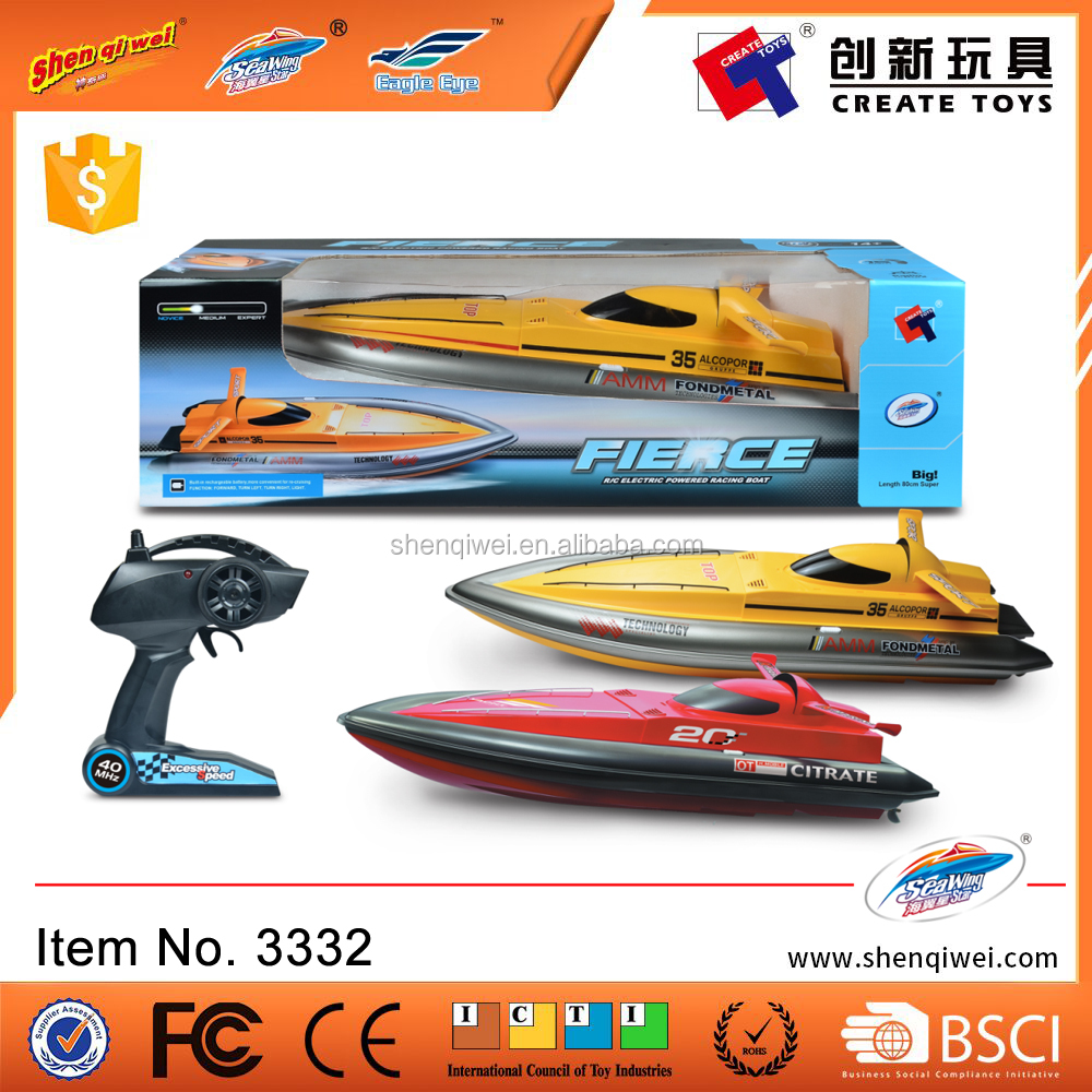 27/40mhz big rc boat for sale high speed radio controlled boat hobby lobby wholesale