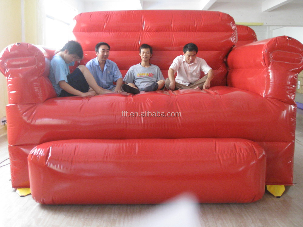 Hot Sale High Quality Used Strong 4 Seat Red Giant