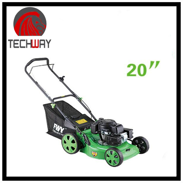 CE approved high quality lawn mower body lawn mower with 139cc