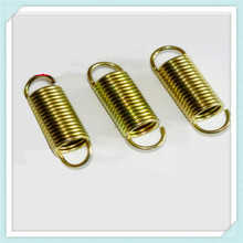 hardware tool gold plated slinky tension spring supplier